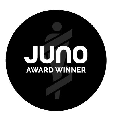 Juno Award Winner